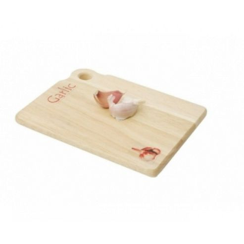 TG - Chopping Board - Garlic 10106b