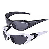 Woodworm Pro Elite Sports Sunglasses 2 Pack