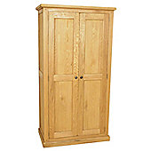 Ultimum Oxford Oak Double Wardrobe