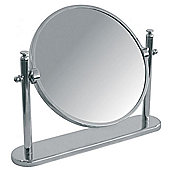 Sanwood Senator Table Mirror - Chrome