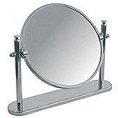 Sanwood Senator Table Mirror - Chrome