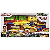 X-SHOT Clip Blaster Max Attack Value Pack