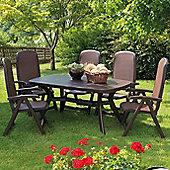 Nardi Toscana Rectangular 6 Seater Dining Set I
