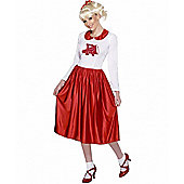 Sandy Dress - Adult Costume Size: 12-14