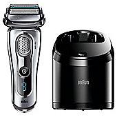 Braun Series 9 9095cc Premium Wet & Dry Shaver