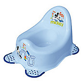 Disney Mickey Mouse Steady Potty - Blue