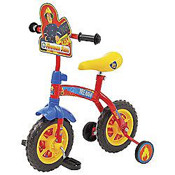 Fireman Sam 2-in-1 Kids' Bike