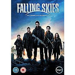 Falling Skies - Series 1-4 - Complete