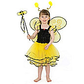Toyrific Fancy Dress - BumbleBee Outfit (Small)