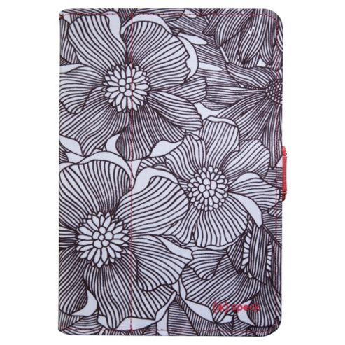 Speck Fit Folio iPad mini Case Freshblossom Coral