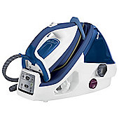 Tefal GV8931 Pro Express Total Auto Steam Generator, 2400 W - Blue & White
