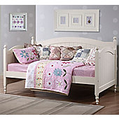 Bloomsbury Single Day Bed - White