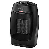 Wl44005 Warmlite 1500W Ceramic PTC Fan Heater