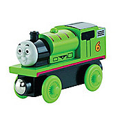 Fisher Price Thomas Friends Wooden Railway Percy Mattel