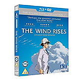 THE WIND RISES Blu Ray
