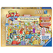Ravensburger 1000 Piece Puzzle What If? No 5 The Village Hall