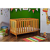 Obaby York Cot Bed - Country Pine