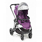 Mee-Go Glide 3 in 1 Isofix Travel System - Plum (Purple)
