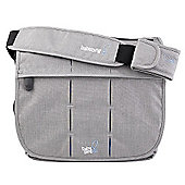 Bababing DayTripper Deluxe Paternity Satchel Grey