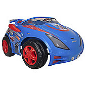 Injusa Amazing Spider-Man Battery Operated Ride-On Car