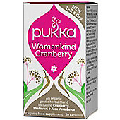 Pukka Womankind Cranberry
