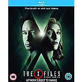 The X-Files: The Event Series Blu-ray