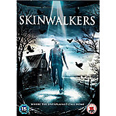 Skinwalkers DVD