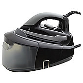 Tesco Steam Generator Iron IRSG2416, 2400W - Black