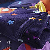 Catherine Lansfield Outer Space Throw