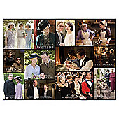 1000 pc jigsaw Downton Abbey