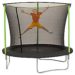 Plum 8ft Trampoline & Enclosure
