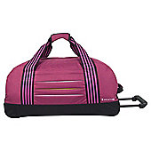 Revelation by Antler Freerunner 2-Wheel Holdall, Pink Large