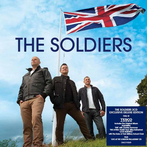 The Soldiers - Tesco Exclusive Version (2Cd)