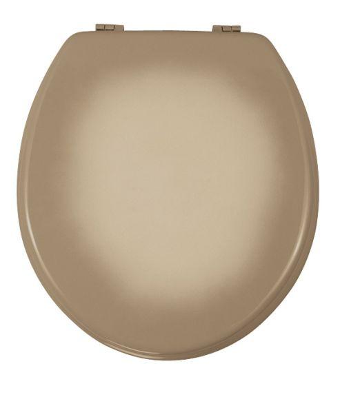 Wenko Prima Toilet Seat in Beige Dégradé