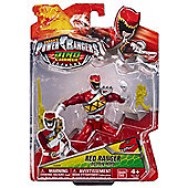 Power Rangers Dino Charge 12cm Figure - RED
