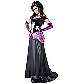Countess Nocturna - Adult Costume Size: 16-18