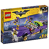 LEGO Batman Movie The Joker Notorious Lowrider 70906