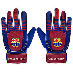 FC Barcelona Boys Goalkeeper Gloves