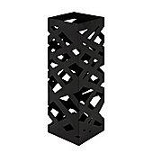 Urbane Designs Pop 3 Umbrella Holder (Set of 4) - Black