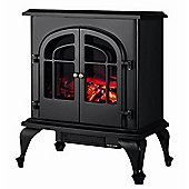 WL46001 Warmlite 2000w Log Effect Stove Fire