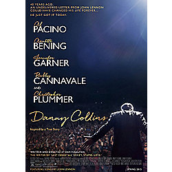 Danny Collins DVD