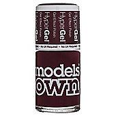 Models Own HyperGel Nail colour -Brunette Red