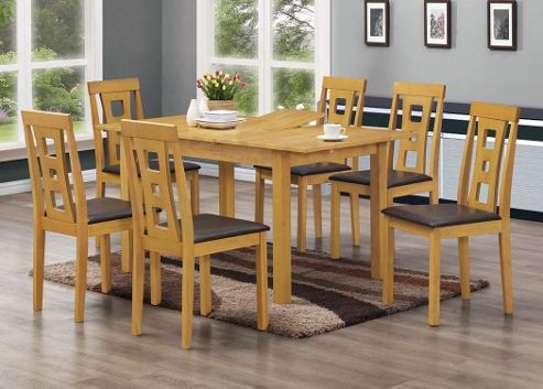 Home Essence Rowan Table and Chair Set