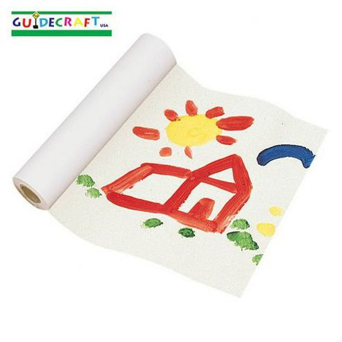 Guidecraft Replacement Paper Roll for Art Table