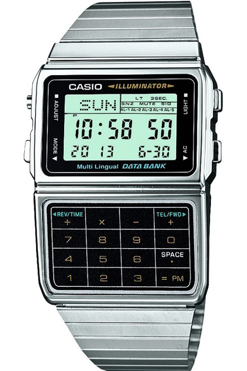 Casio Gents Collection Watch DBC-611E-1EF