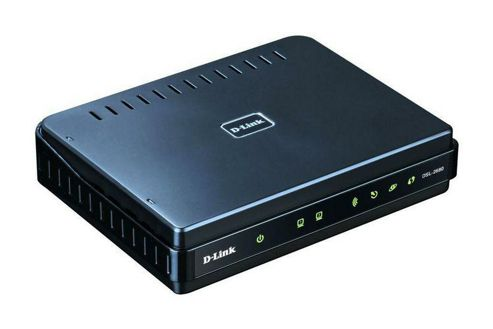 D-Link Systems Wireless N 150 ADSL2 with Router