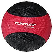 Tunturi Rubber Medicine Ball - 3kg