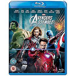 Marvel Avengers Assemble (Blu-Ray)