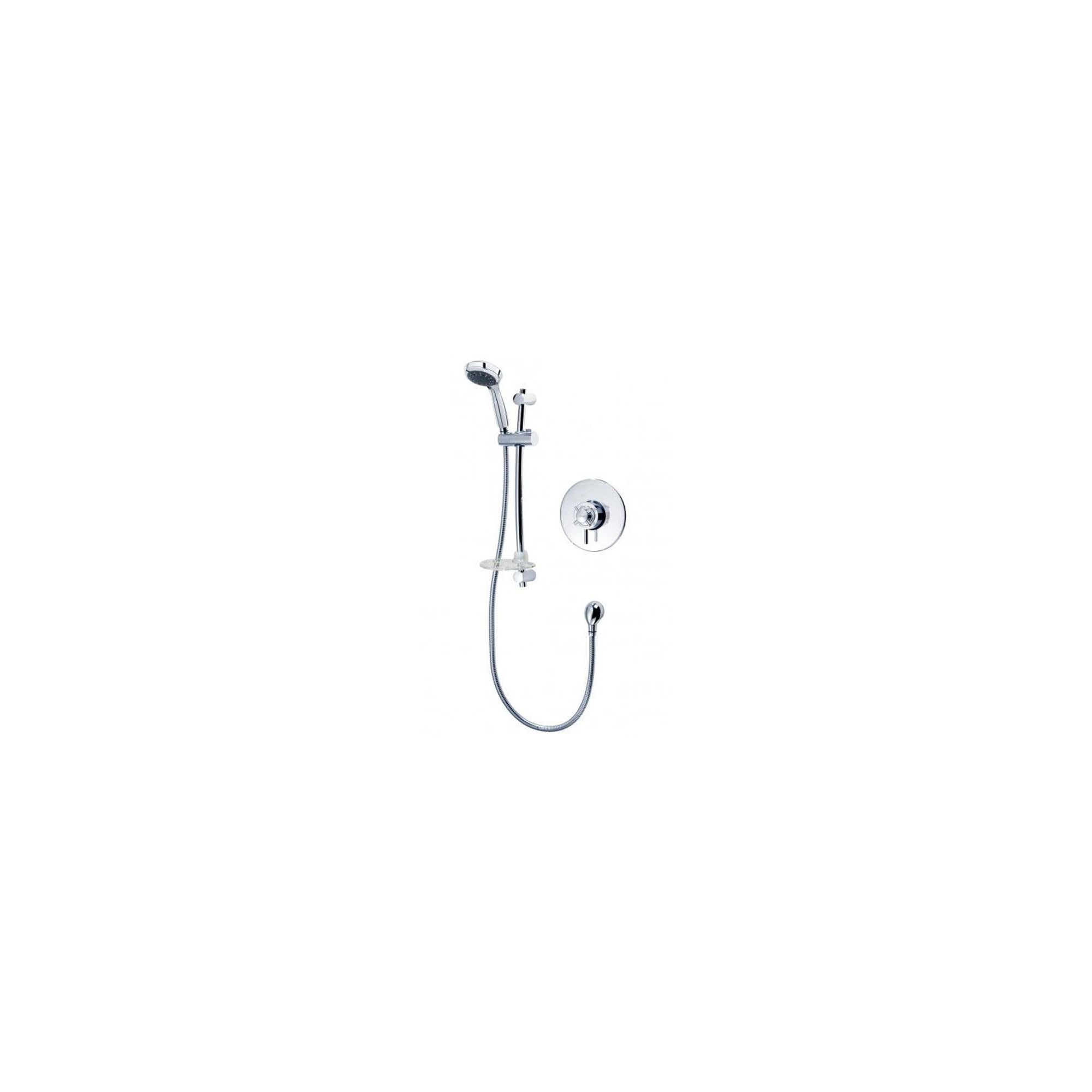 Triton Mersey Built-In Thermostatic Mixer Chrome at Tescos Direct
