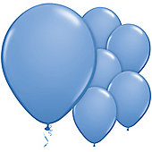 Periwinkle Blue Balloons - 11' Latex Balloon (100pk)